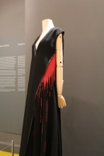 Many designers channeled Frida and contributed designs to the exhibit