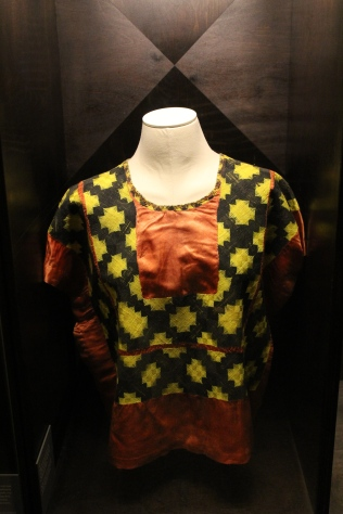 A traditional (and ornate) shirt