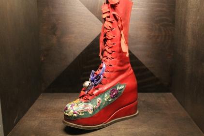 Frida's shoes