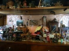 Kahlo's curio cabinet