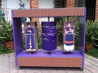 Fun fashioning your own custom looks for Frida