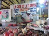Great fresh fish selection!