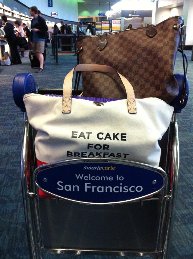 Eat Cake For Breakfast Kate Spade bag